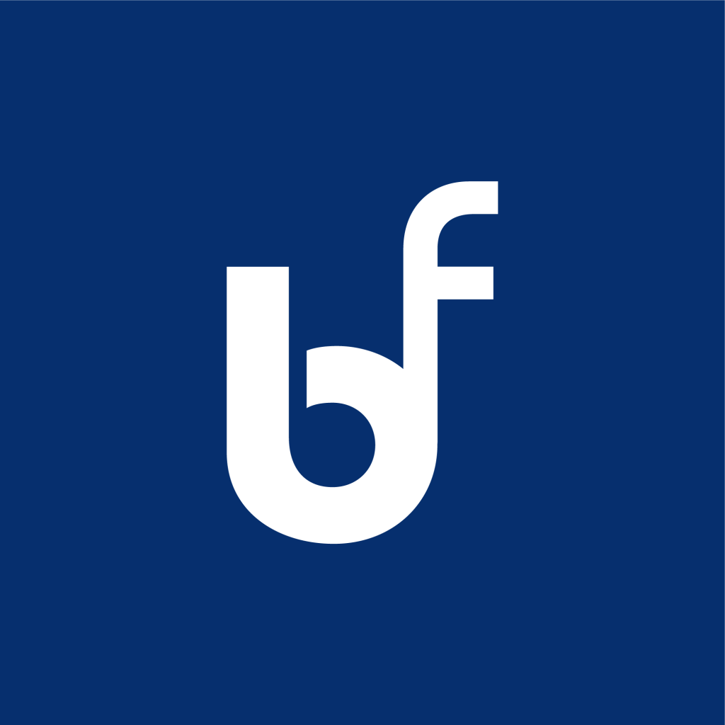 Blue Fusion Environments Logo