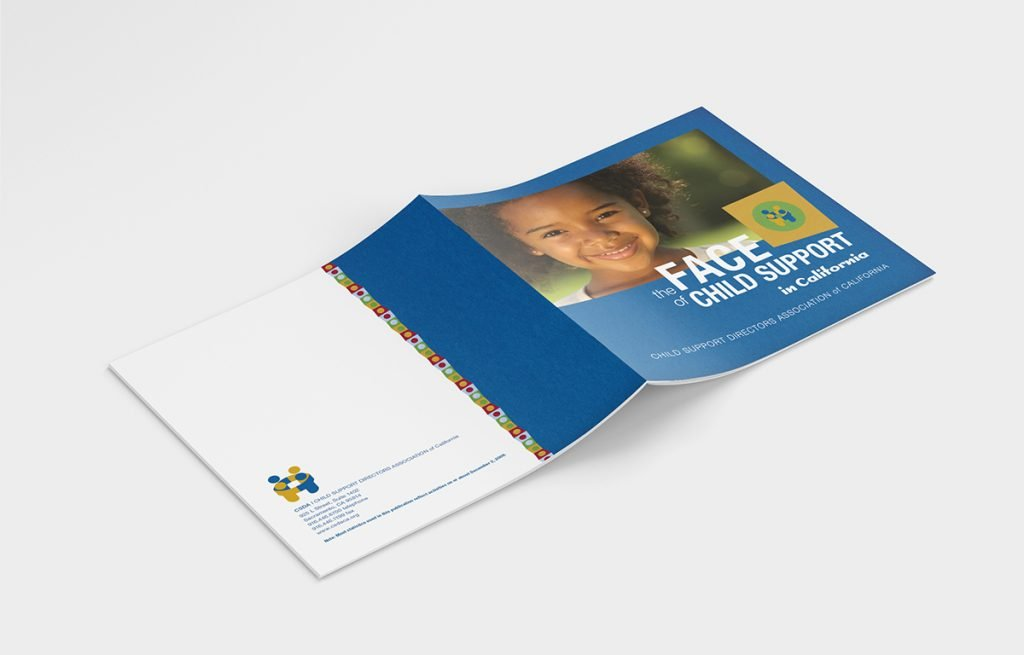 CSDA The Face of Child Support Booklet