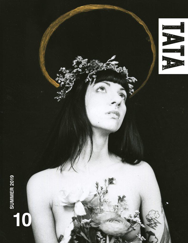 TATA Magazine Issue 10 Cover