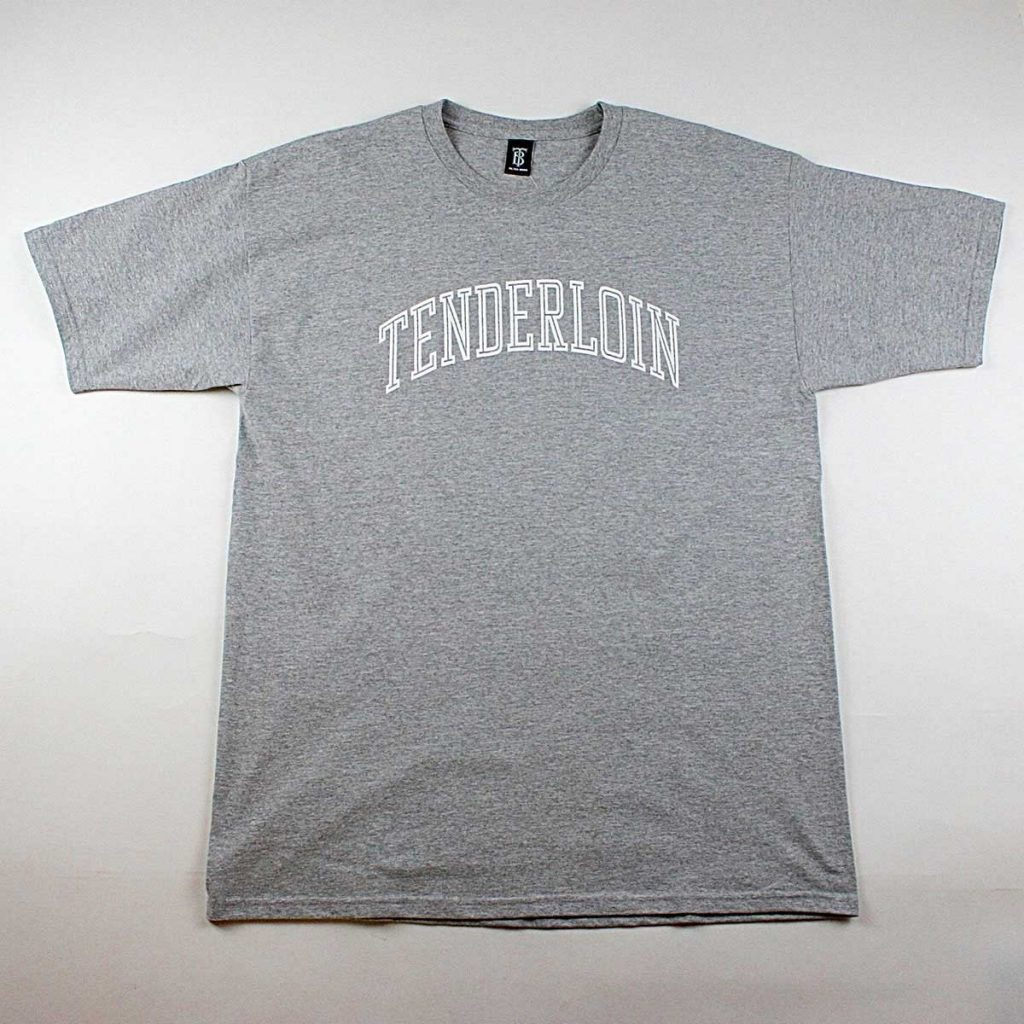 Tilted Brim Tenderloin Tee-shirt