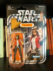 Doctor Aphra Start Wars action figure