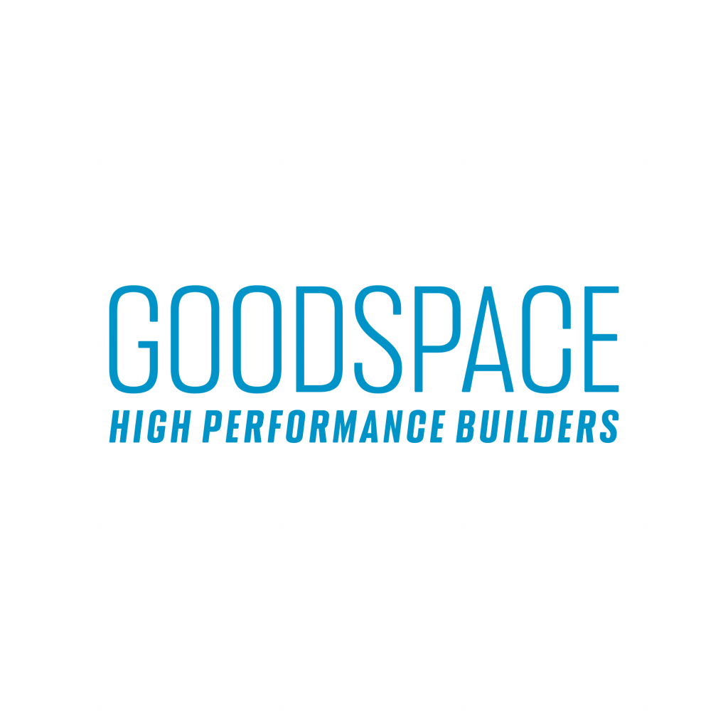 GoodSpace High Performance Builders Logotype